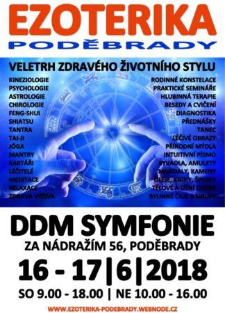 plakát EZO Poděbrady 2018