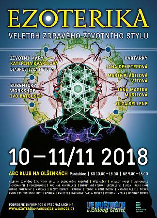 plakát EZO 2018 Pardubice