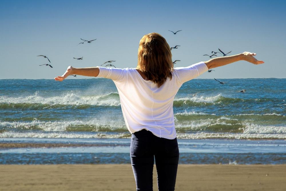 Dovolte si opět roztáhnout křídla, získat novou energii a radovat se ze života. Budu se těšit na Vaši návštěvu. Ilustrační foto: Pixabay.com