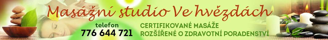 banner masazni studio ve hvedzdach