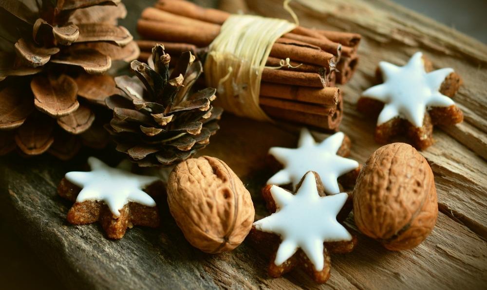 Výsledek obrázku pro ořechy vánoce